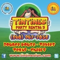Tintines Party Rental's, LLC