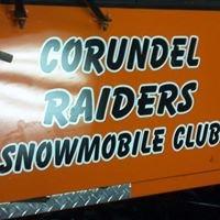 Corundel Raiders Snowmobile Club