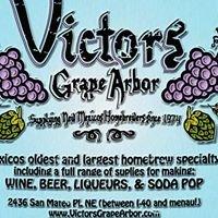 Victor's Grape Arbor