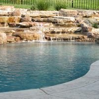 Pools and concrete work by Hermann Concrete Inc.