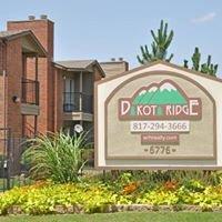Dakota Ridge - Fort Worth
