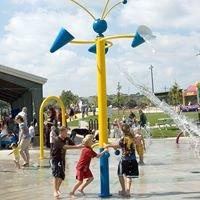 Spray Park at Fairgrounds Park