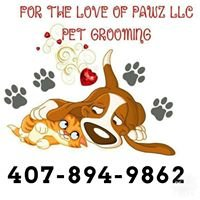 For the Love of Pawz LLC.