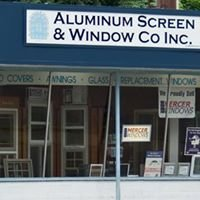 Aluminum Screen & Window Co. , Inc.