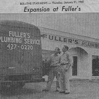 Fuller's Plumbing Service Inc.