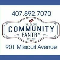 St Cloud Community Pantry
