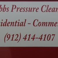 Gibbs Pressure Cleaning