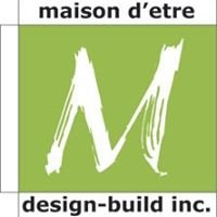maison d'etre design-build inc.