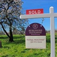 Berkshire Hathaway HomeServices Heritage Realtors