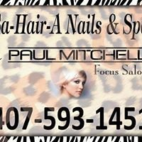Sa-Hair-A Nails & Spa Salon