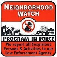 Oracle Neighborhood Watch Alliance