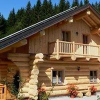 Bayerwald Blockhütte
