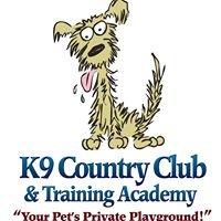 K9 Country Club & Training Academy