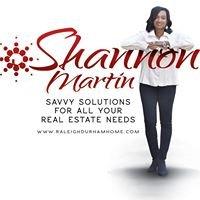 Shannon Martin, Raleigh Durham Realtor