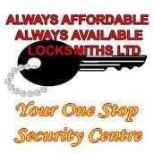 Always Affordable Locksmiths Ltd