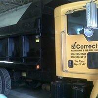 Correct Plumbing & Drain Inc.