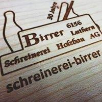 Birrer Schreinerei Holzbau AG