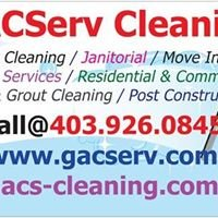 GACServ Cleaning Services Ltd.