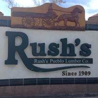 Rush's Pueblo Lumber Co.