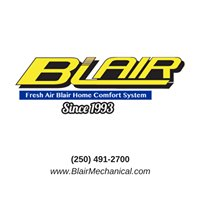 Blair Plumbing, Heating and Air Conditioning