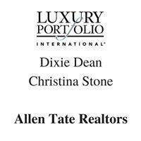 Dixie Dean l Christina Stone l Allen Tate Realtors