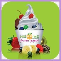 High Five Your Life Frozen Yogurt