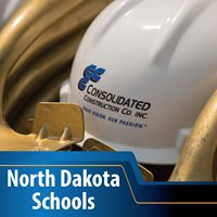 Consolidated Construction North Dakota Schools