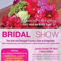 The Golf and Racquet Country Club at Eastpointe Bridal Show