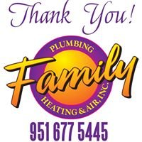 Family Plumbing, Heating & Air, Inc.