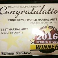 Ernie Reyes' World Martial Arts-Gallatin, TN.