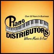 Piano Distributors of Chesterfield
