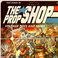 The Prop Shop Costumes, Vintage Toys and More