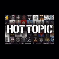 Hot Topic Mall at Whitney Field