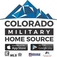 COLORADO MILITARY HOME SOURCE