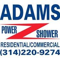 Adams Power Shower