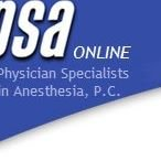 Physician Specialists in Anesthesia