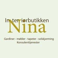 Interiørbutikken Nina