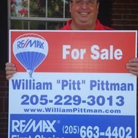"William ""Pitt"" Pittman Real Estate Agent"