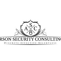 Anderson Security Consulting LLC. FL A-1200290, FL C-1200483