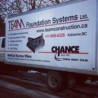 Team Foundation Systems Ltd.