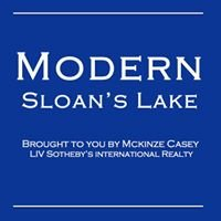 Modern Sloan's Lake Real Estate