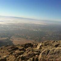 Tip Top of Mission Peak