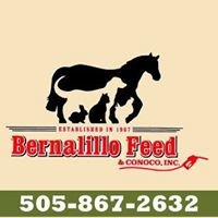 Bernalillo Feed & Chevron
