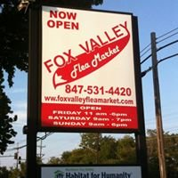 Fox Valley Flea Market - Elgin
