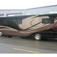 Bumpers Dents N Scratches - RV, Trailer & Auto Body Paint & Repair