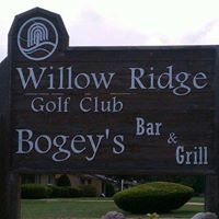 Bogey's Bar & Grill and Willow Ridge Golf Club