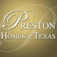 Preston Homes of Texas - Custom Home Builder