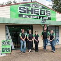 Boonah Sheds
