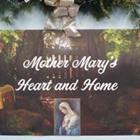 Mother Mary's Heart and Home Vintage HOME Furnishings and GIFT Shoppe