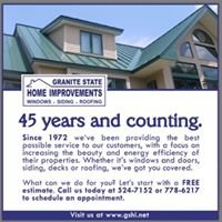 Granite State Home Improvements, Inc.